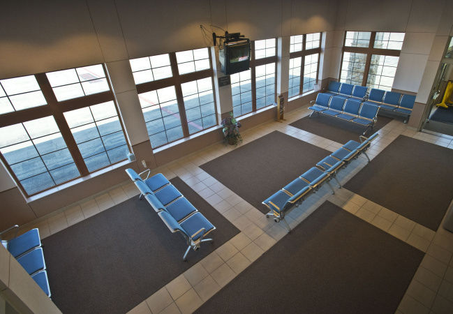 Airport upgrades being pondered