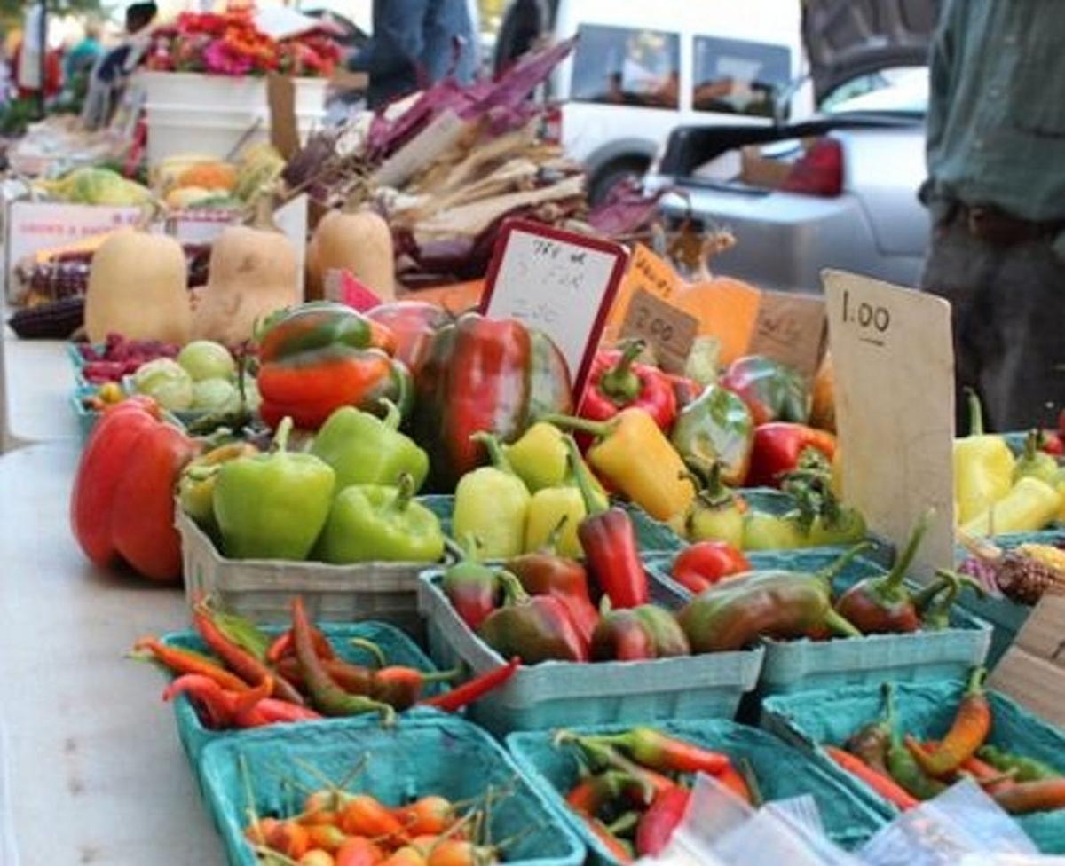 Future of farmers markets is hazy