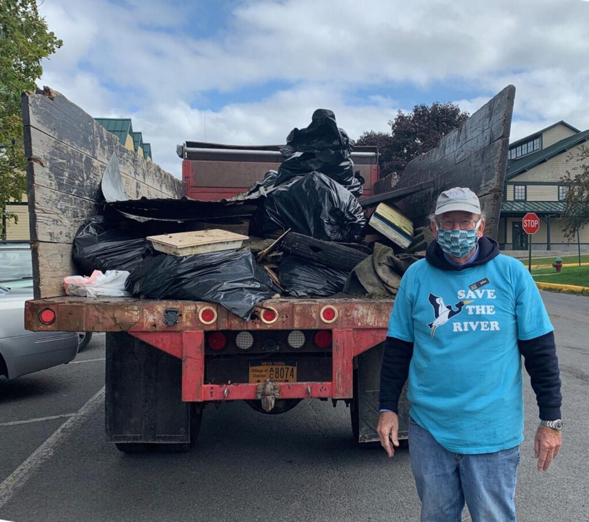 Keeping St. Lawrence River trash-free