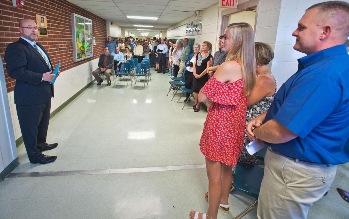 Norwood-Norfolk educator recalled
