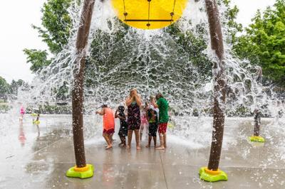 Stay cool as temperatures soar