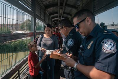 Supreme Court allows Trump asylum limits