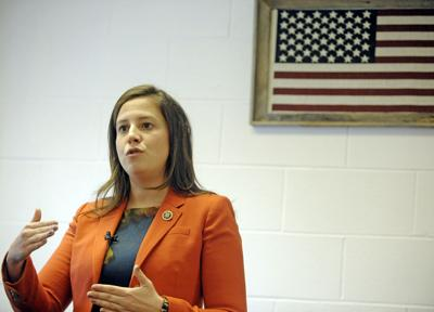 NY-21 candidates clash over donations