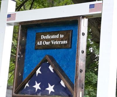 Veteran tribute up at Deer River cemetery