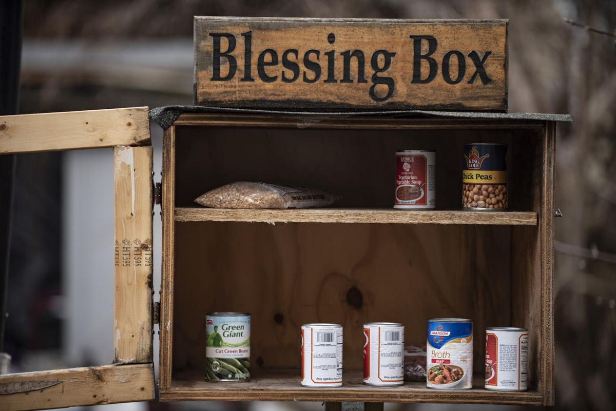 'Blessing Boxes' filling need