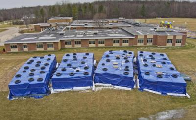 Roof projects approved by school board