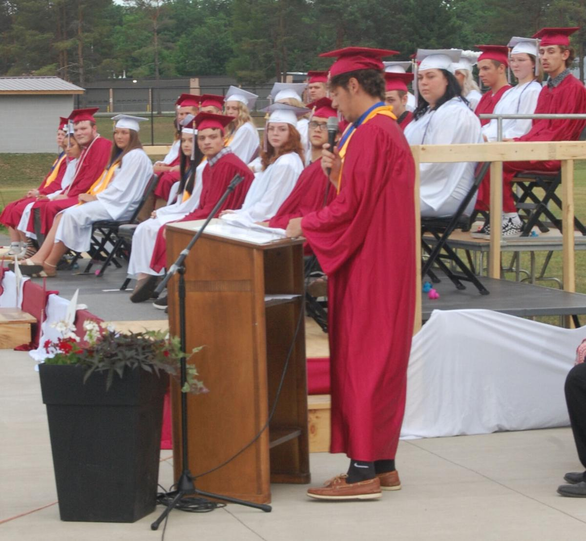 Class of '21 overcomes challenges, graduates