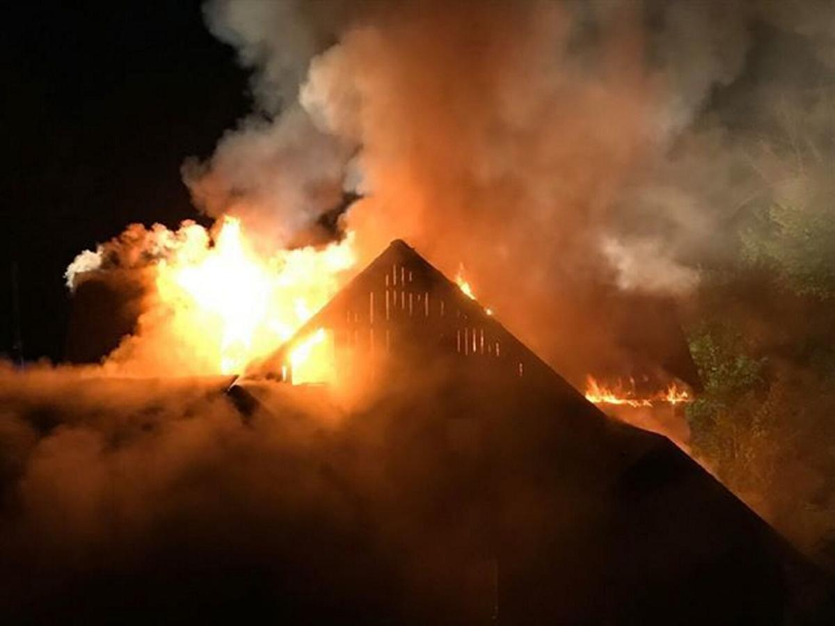 UPDATE: Cause of fire at Rachael Ray's Warren County home ...Rachael Ray House Fire Update