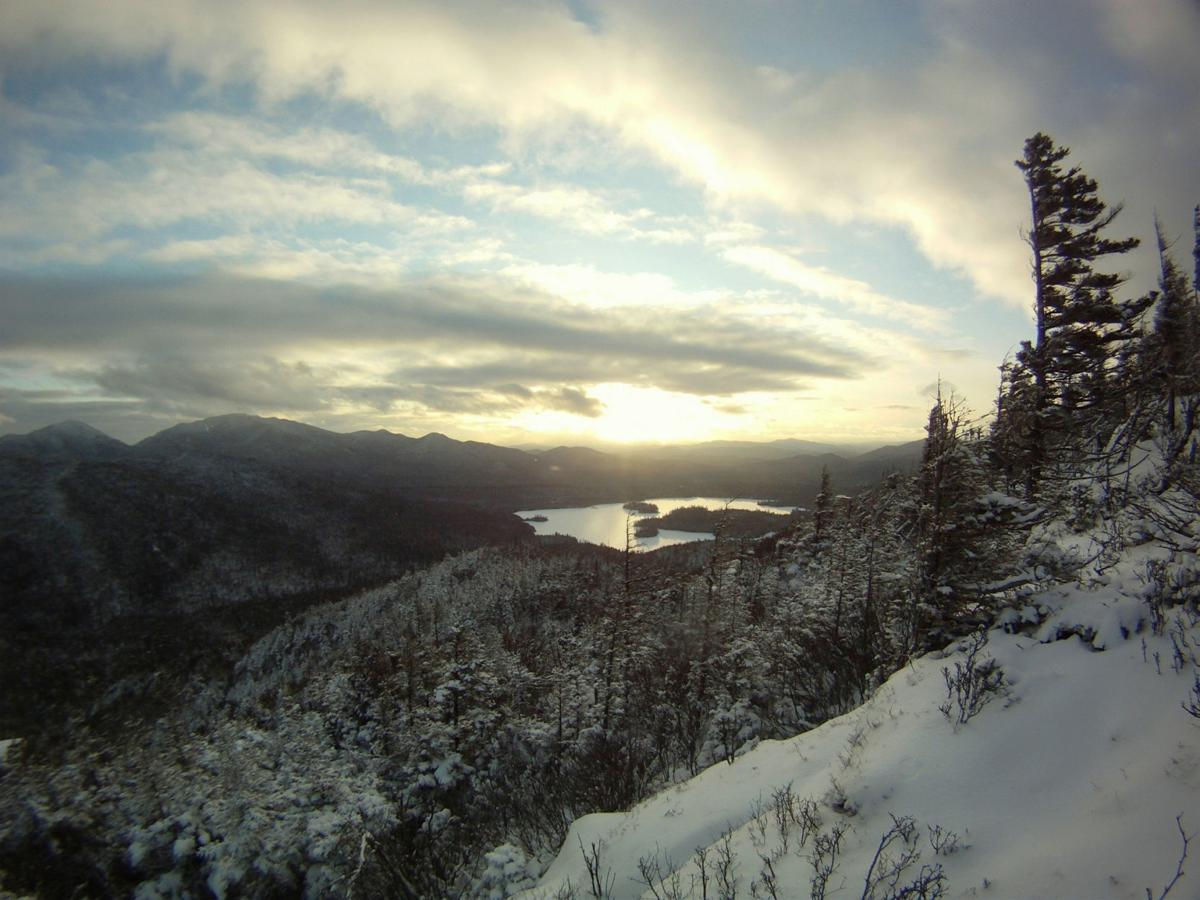 A separate place Ultra-Adirondack hiker shares secretive images in book of photography