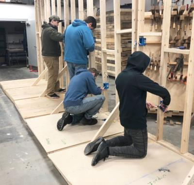 CiTi students gain home improvement, hands-on experience