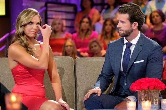The winner of this season's 'Bachelorette' was Hannah