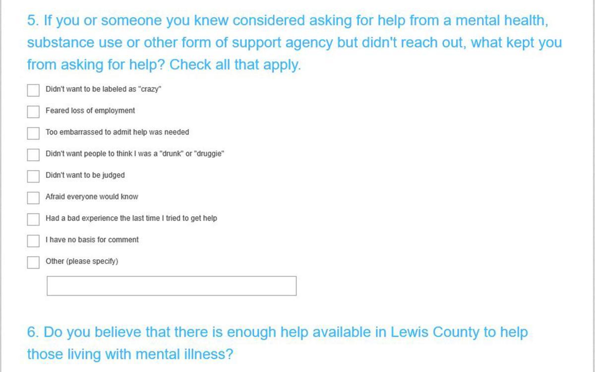 Lewis County services plan needs public input