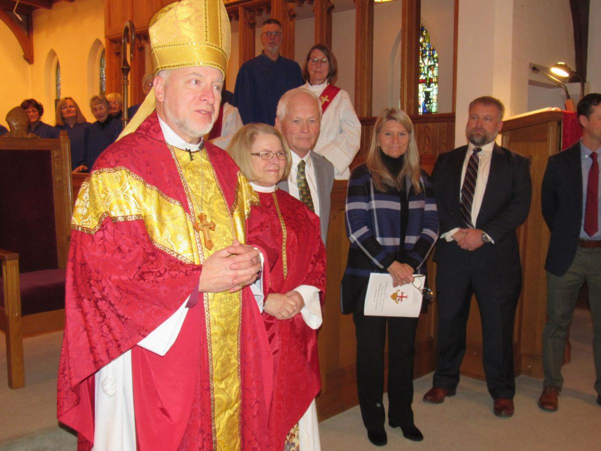 Longtime church member ordained Episcopal priest