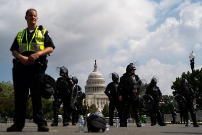 Whistleblower website for Capitol Police officers launches