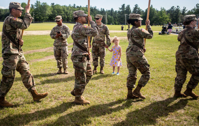 Fort Drum hosts Salute to the Nation | Top Stories | nny360 com