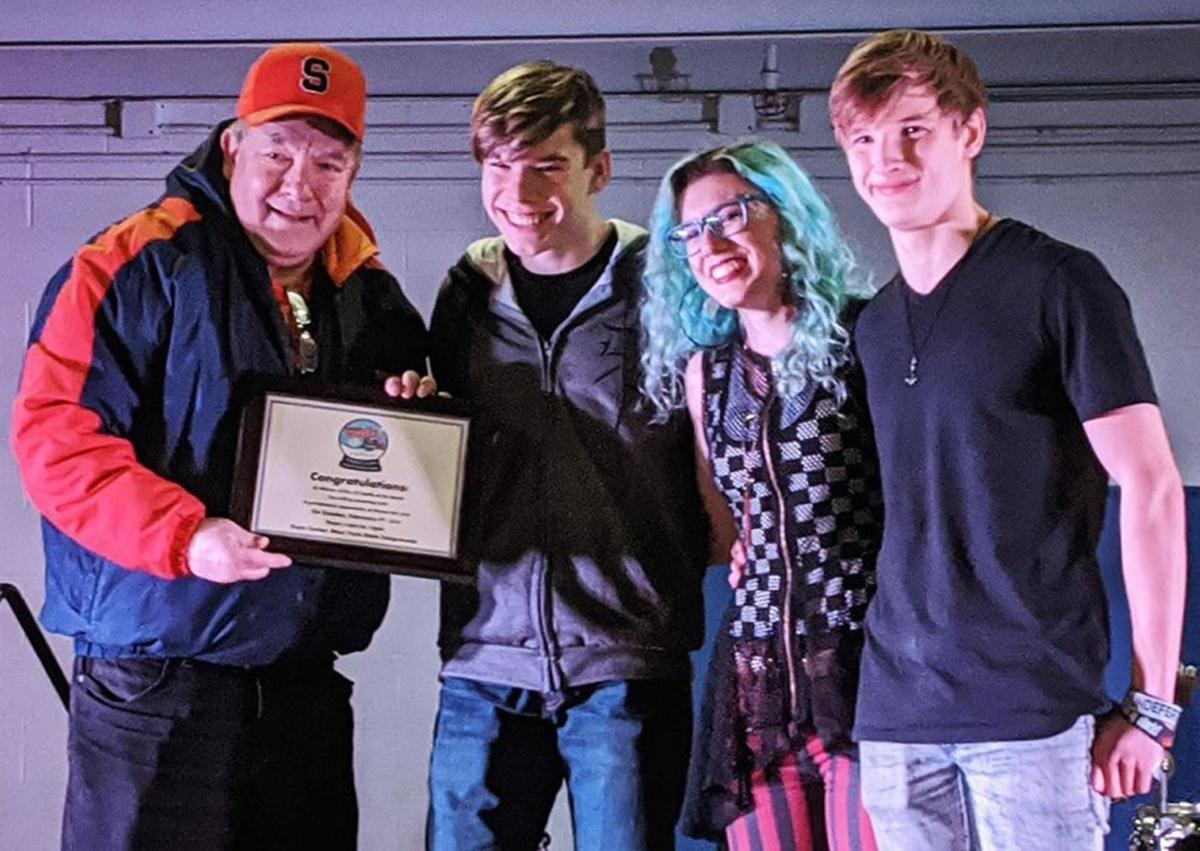 Local group rocks Battle of the Bands