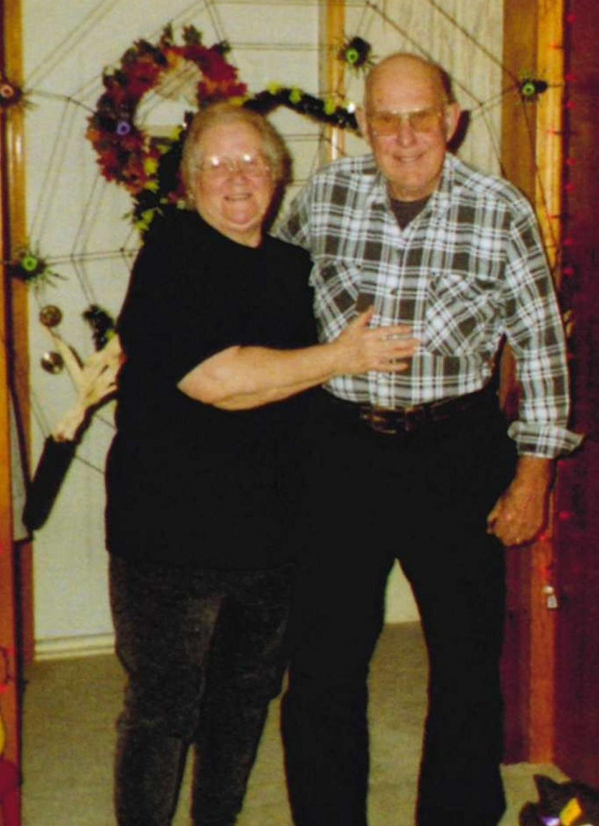 Ray E. and Joan M. Berry, 60 years