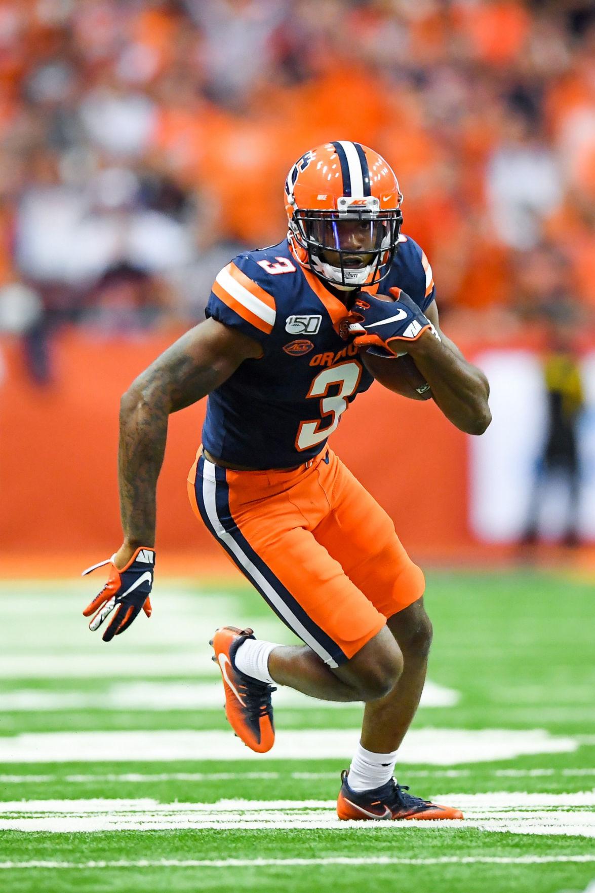 Syracuse's Frederick focuses on consistency