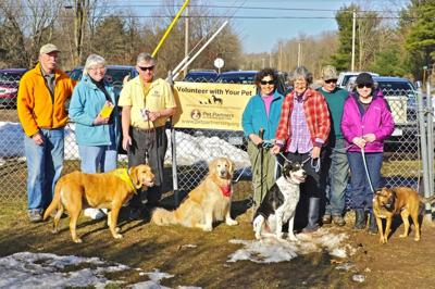 Friends of Great Bear support Pet Partners of CNY Inc.