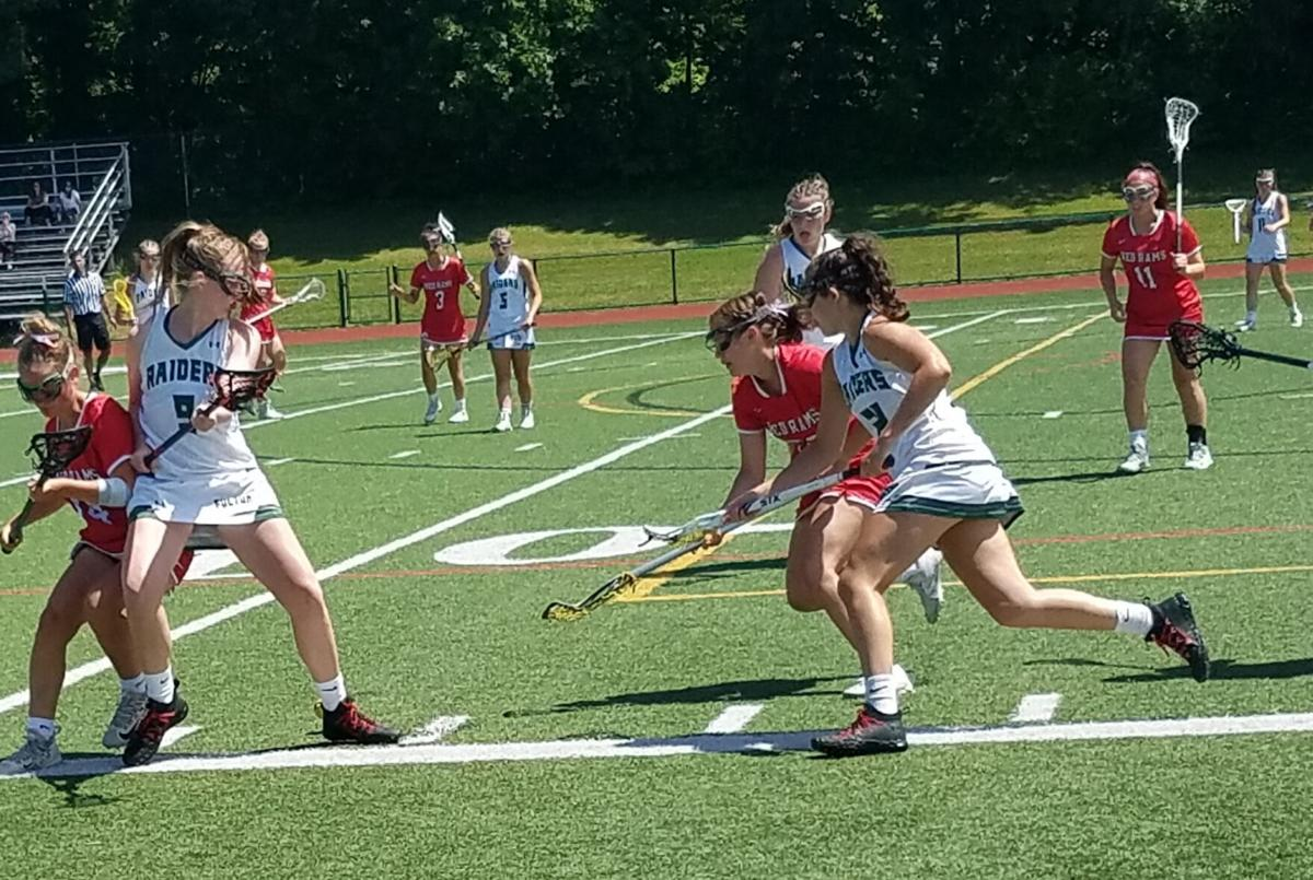 Fulton girls lacrosse finish fantastic season