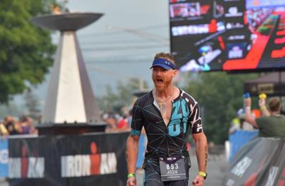 Caruso completes personal challenge at Ironman Lake Placid event