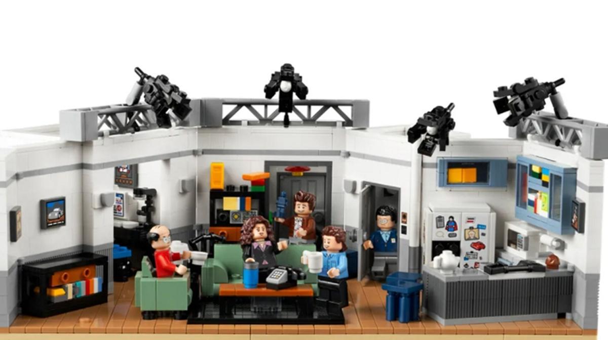 'Seinfeld' becomes a Lego set