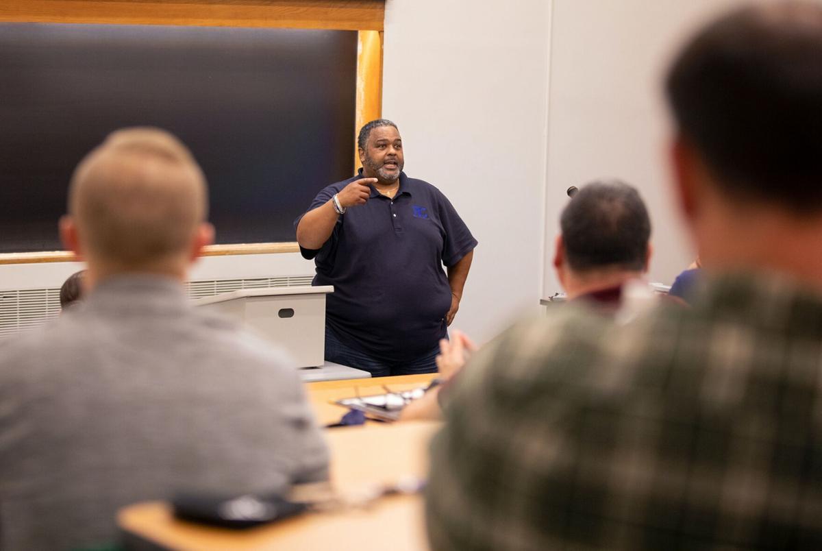 SUNY Potsdam hosts law enforcement training