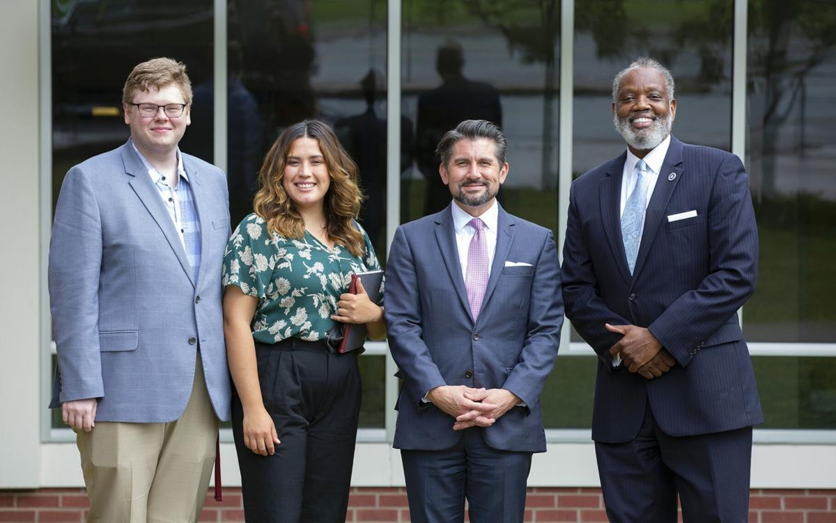 State University of New York chancellor visits NNY