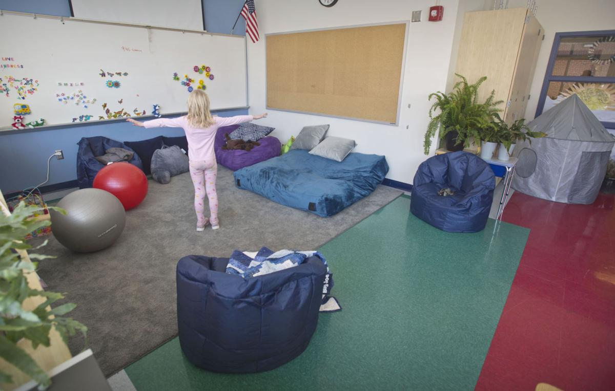 Potsdam's Calming Cove helps ease stress