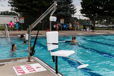 'Option' eyed for city pool project