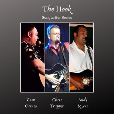 Chris Trapper joins local songwriters Cam Caruso and Andy Myers for the Hook Songwriter Series