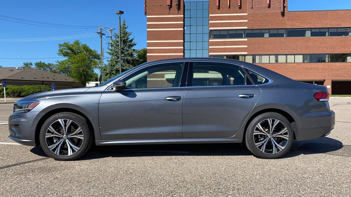 Passat upgrades help it leap ahead of the competition