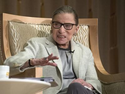 Trump's autocrat buddies would applaud his plan for replacing RBG