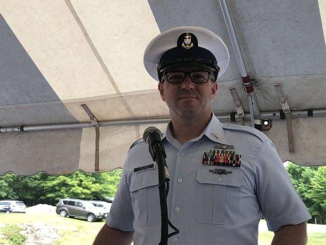 Alex Bay station welcomes officer