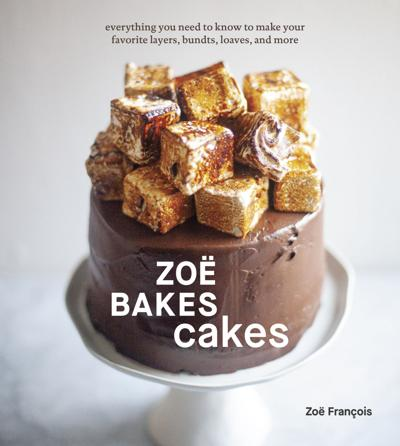 Baker Zoe Francois takes on cakes