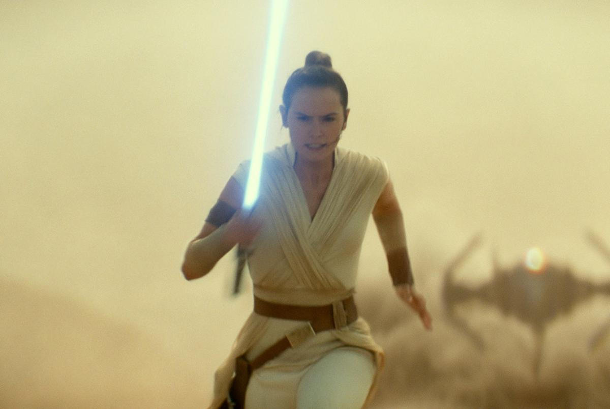 'The Rise of Skywalker' may give fans what they want, but not what the story needs