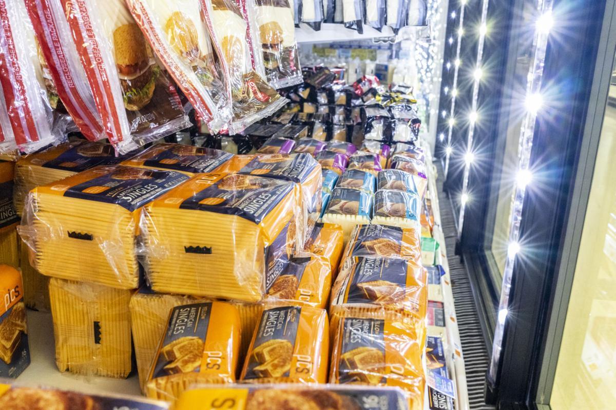 Retailer recalls American cheese
