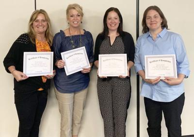 FCSD teachers complete leadership program