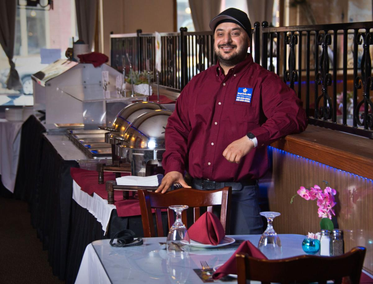 Royal India Grill opens in Potsdam