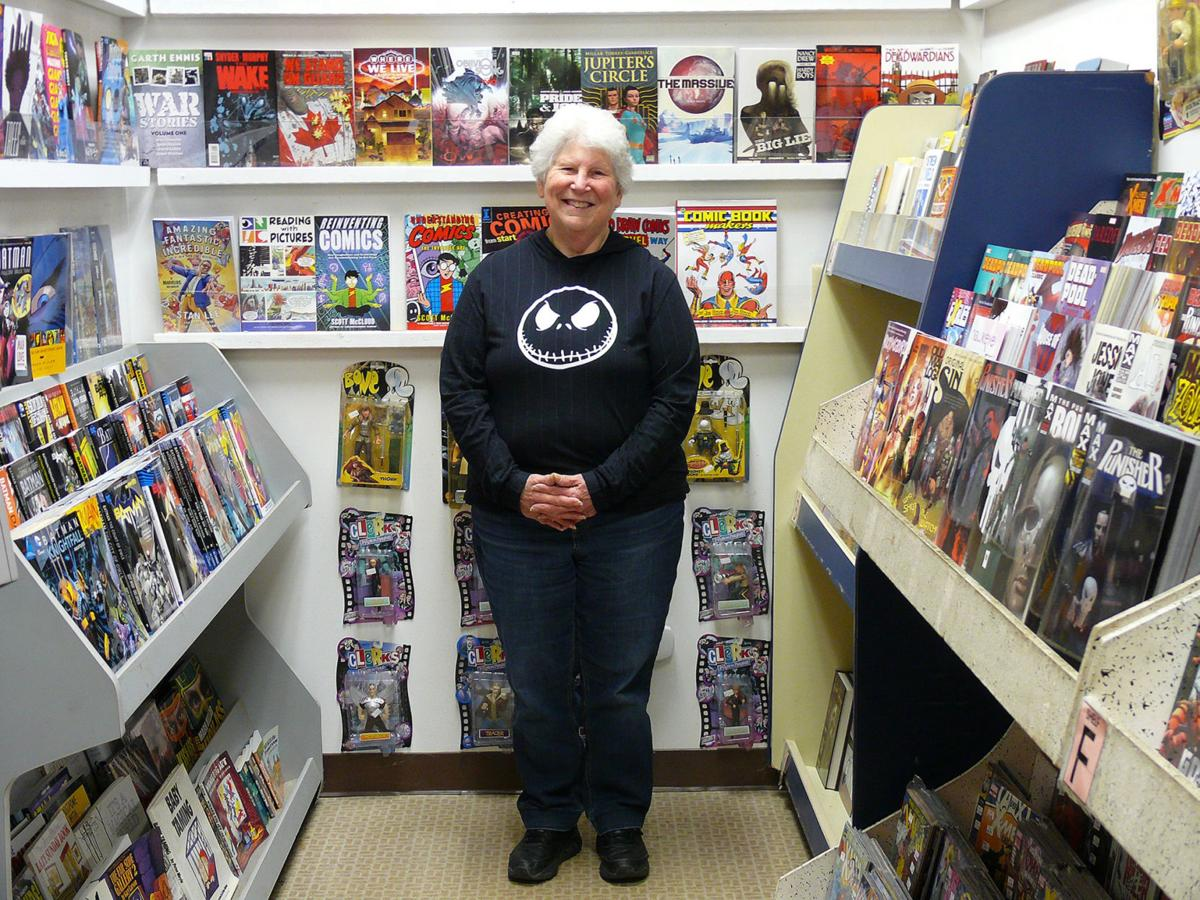 Oswego's Comic Shop closing after 27 years