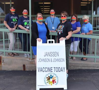 OCO holds vaccine clinics