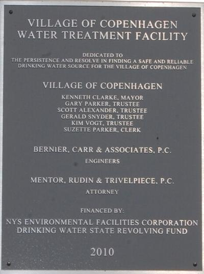 Copenhagen water situation improves