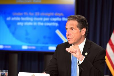 Cuomo says state to enforce COVID rules in hotspots