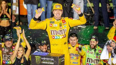 SPORTS-CAR-NASCAR-CUP-BUSCH-9-MI