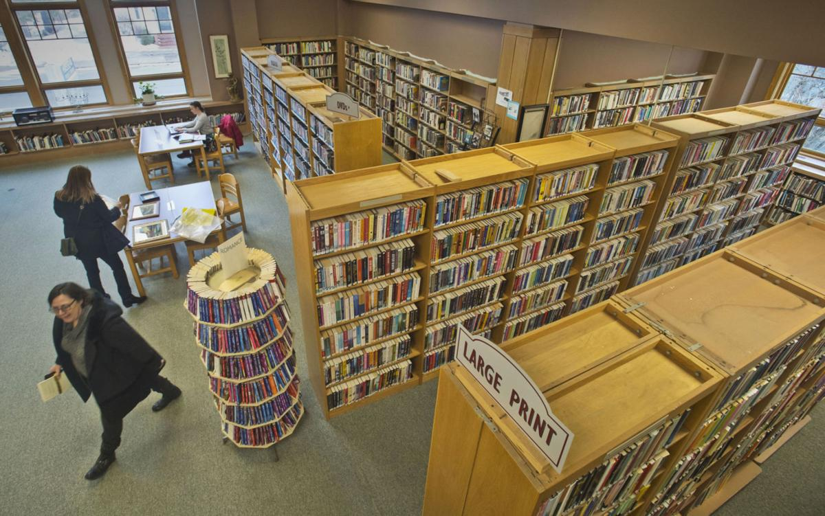 Library proposal draws concern