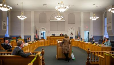 Report: County prepared budget well