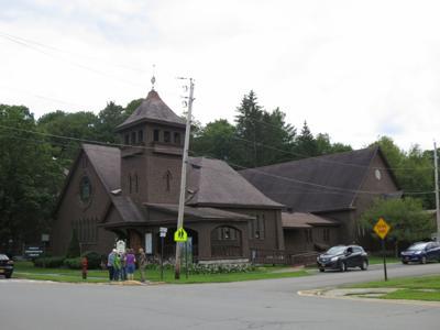Lyons Falls church receives $11K 'Sacred Site' grant