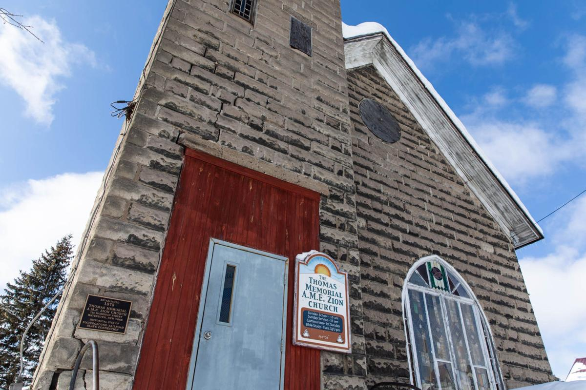 Deadline looms for historic AME church