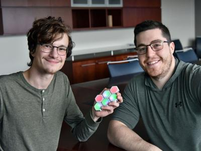 SUNY Oswego lessons help students win competition, earn deal with startup