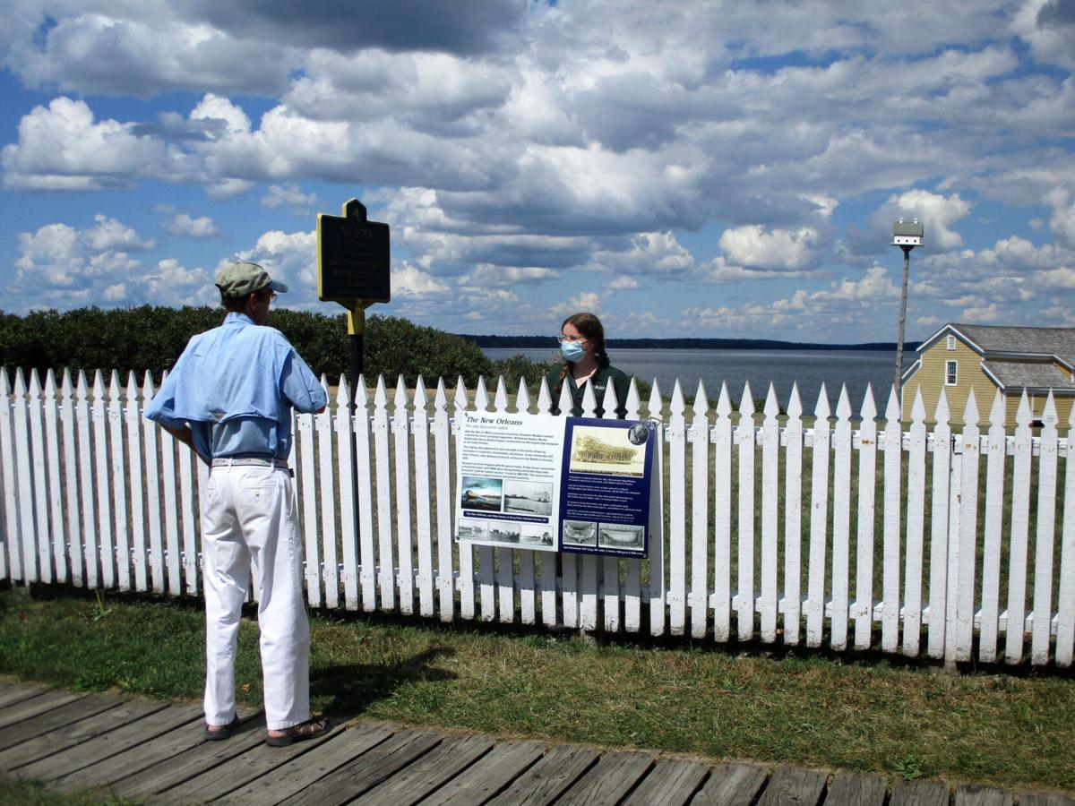 Sackets Harbor Battlefield Site honored in national photo contest Picture perfect ... again